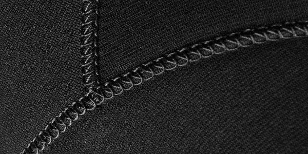 Star double front zip 5.3 mm