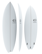 Surf CABIANCA CANDY FCS II 3 fins