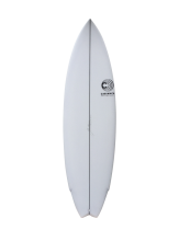 Surf CABIANCA UBER TWIN FCS II 3 fins