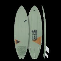 Surfkite F-One Mitu Pro Bamboo 2020