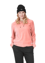 Sweat Capuche Femme Picture Rosi Misty Pink