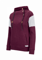 Sweat Femme Picture Rata Burgundy
