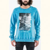 Sweat Mystic Cape fear Cloud blue