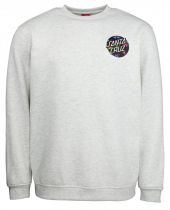 Sweat Santa Cruz Dot Splatter Athletic Heather