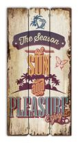 TABLEAU WOOD PLEASURE