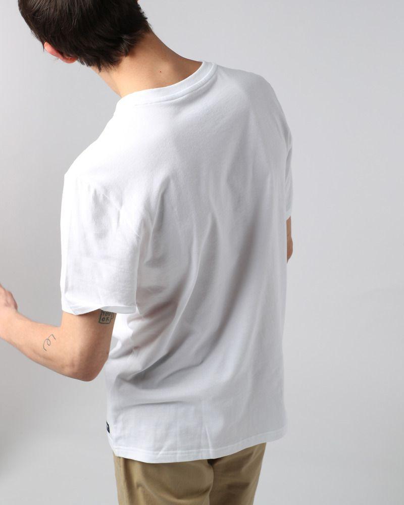 Tee Shirt Element BASIC CREW Optic White S19
