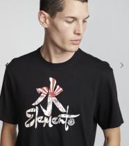 Tee Shirt Element CHIHAROU Flint Black