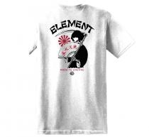 Tee Shirt Element Fumiko FTM Optic White