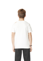 Tee Shirt Enfant Picture Whaly White