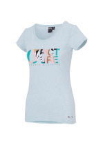 Tee Shirt femme Picture Basement Heather Pale Blue Mélangé