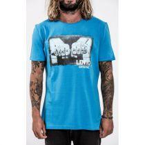 Tee-shirt Mystic Len 10 Cloud Blue
