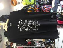 Tee Shirt Picture Custom Ride All Black