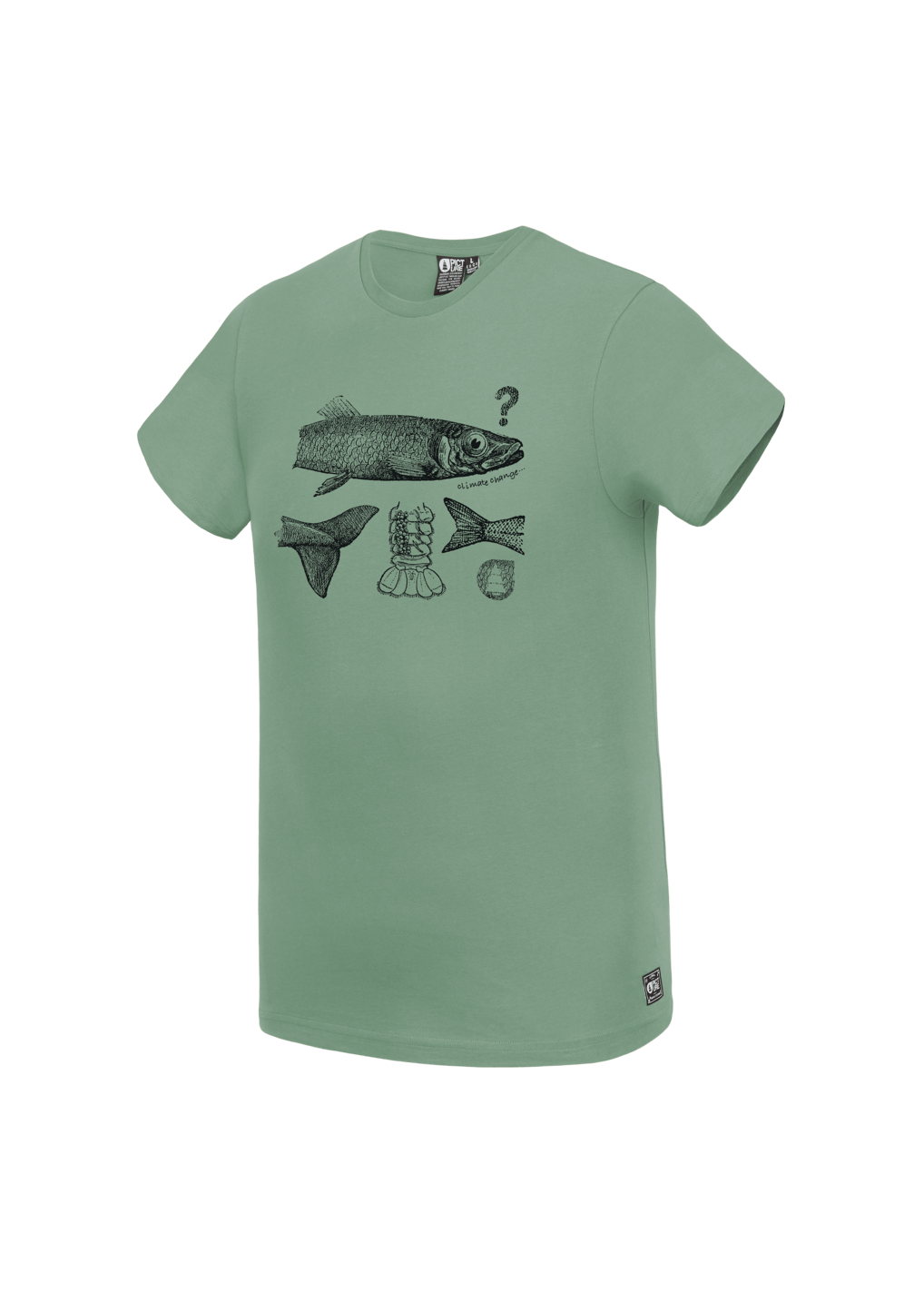Tee Shirt Picture Jack Army Green