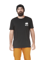 Tee Shirt Picture Mizpah Black