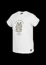 Tee Shirt Picture Packer White