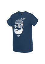 Tee Shirt Picture Pinecliff Dark Blue