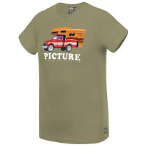 Tee Shirt Picture Schmido Army Green