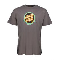 Tee Shirt Santa Cruz Dot Reflection Steel