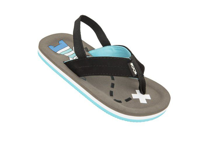Tongs Cool Shoe enfant Pirate Gray S18
