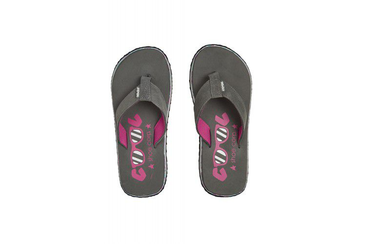 Tongs Cool Shoe Eve Slight Steeple Gray 2