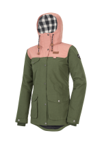 Veste de Ski Femme Picture Kate Army Green