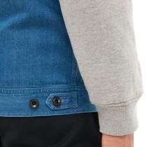 Veste en jean à capuche VANS WINSTON W18 Indigo