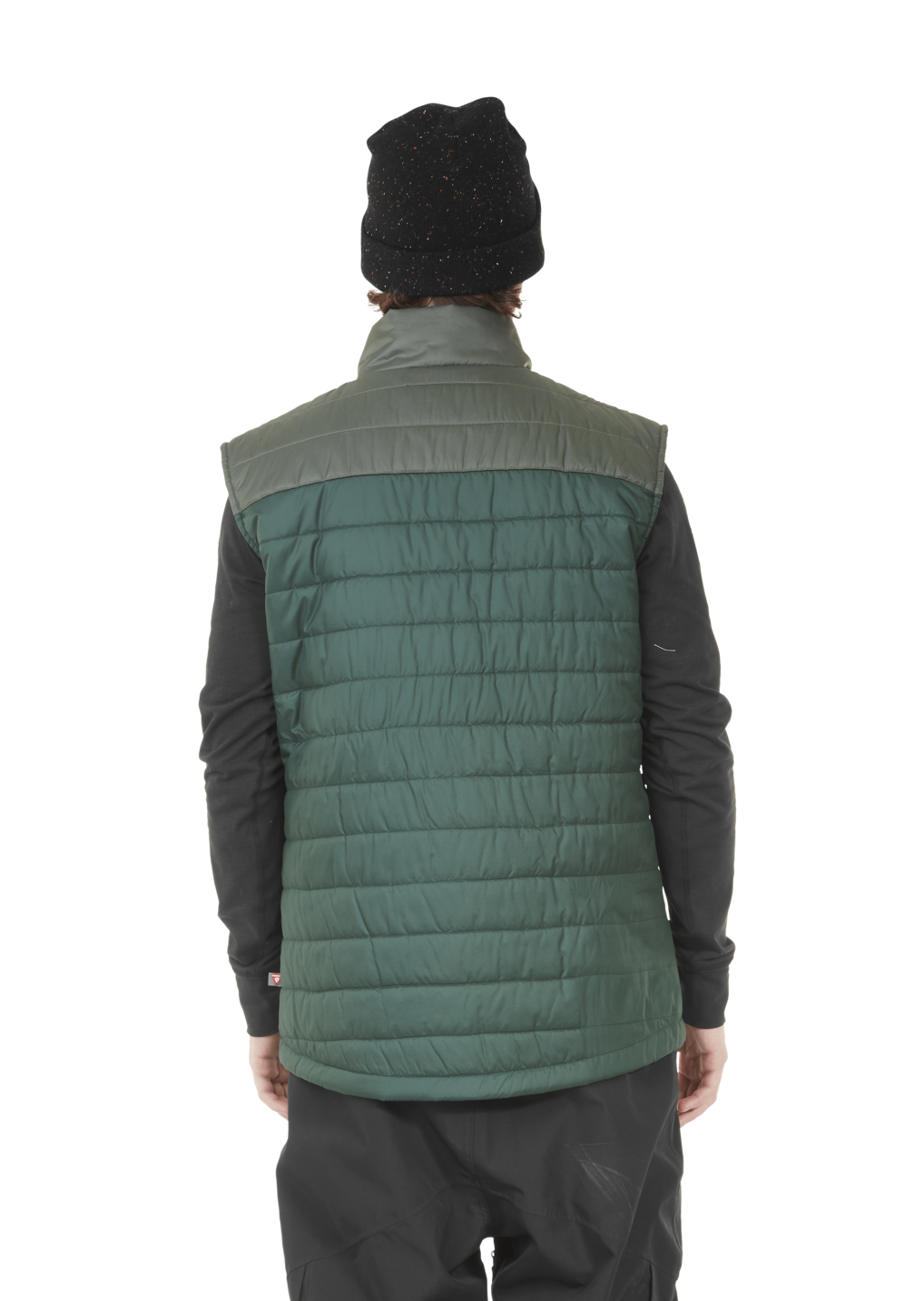 Veste Sans Manche Picture Circle Forest Green