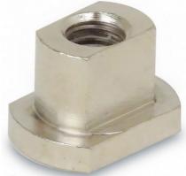 Visserie & inserts de footstrap Nautx-  Ecrou Jumbo laiton M8 hauteur 10mm