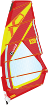 Voile de windsurf XO-Sails Quad.