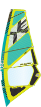 Voile de windsurf XO-Sails Shark.