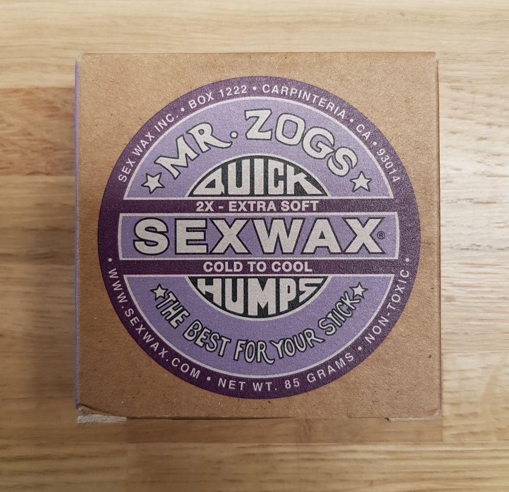 Wax de surf SEXWAX