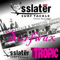Wax Slater tropical