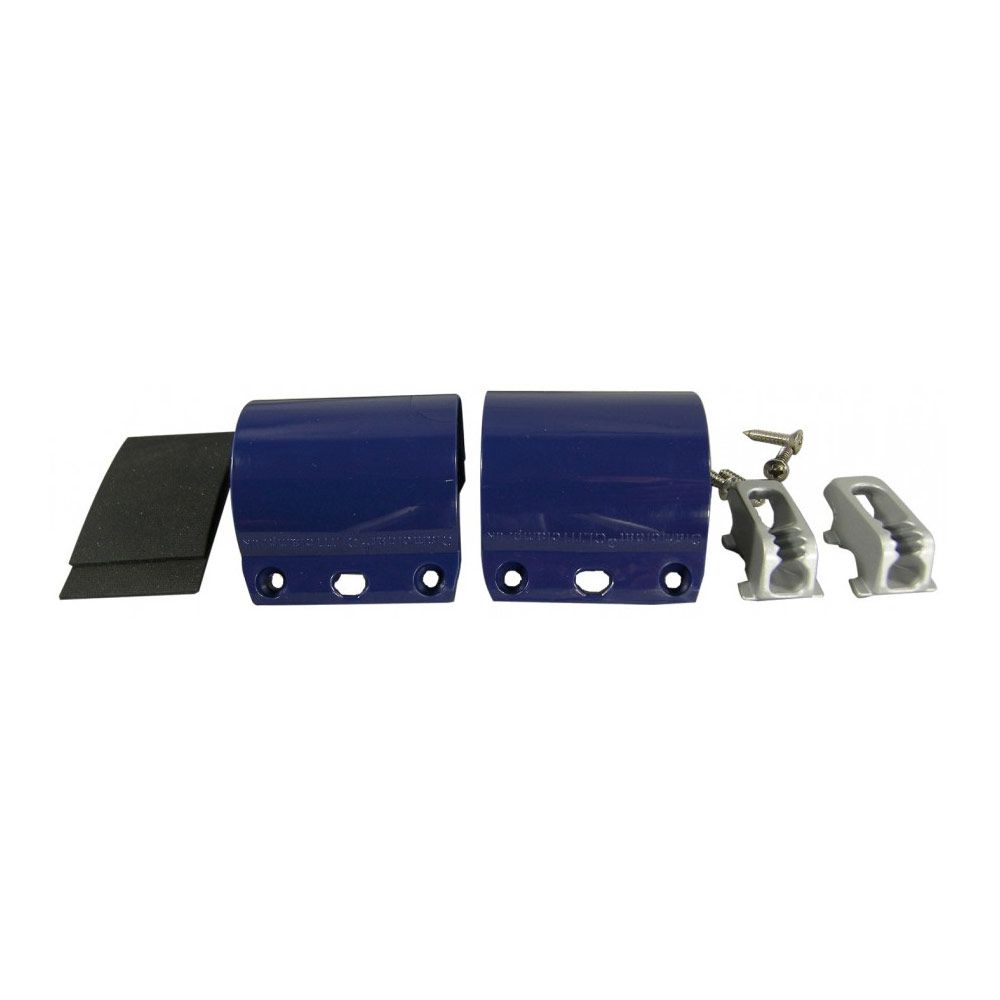 2 Taquets CamCleat 30/32mm noir