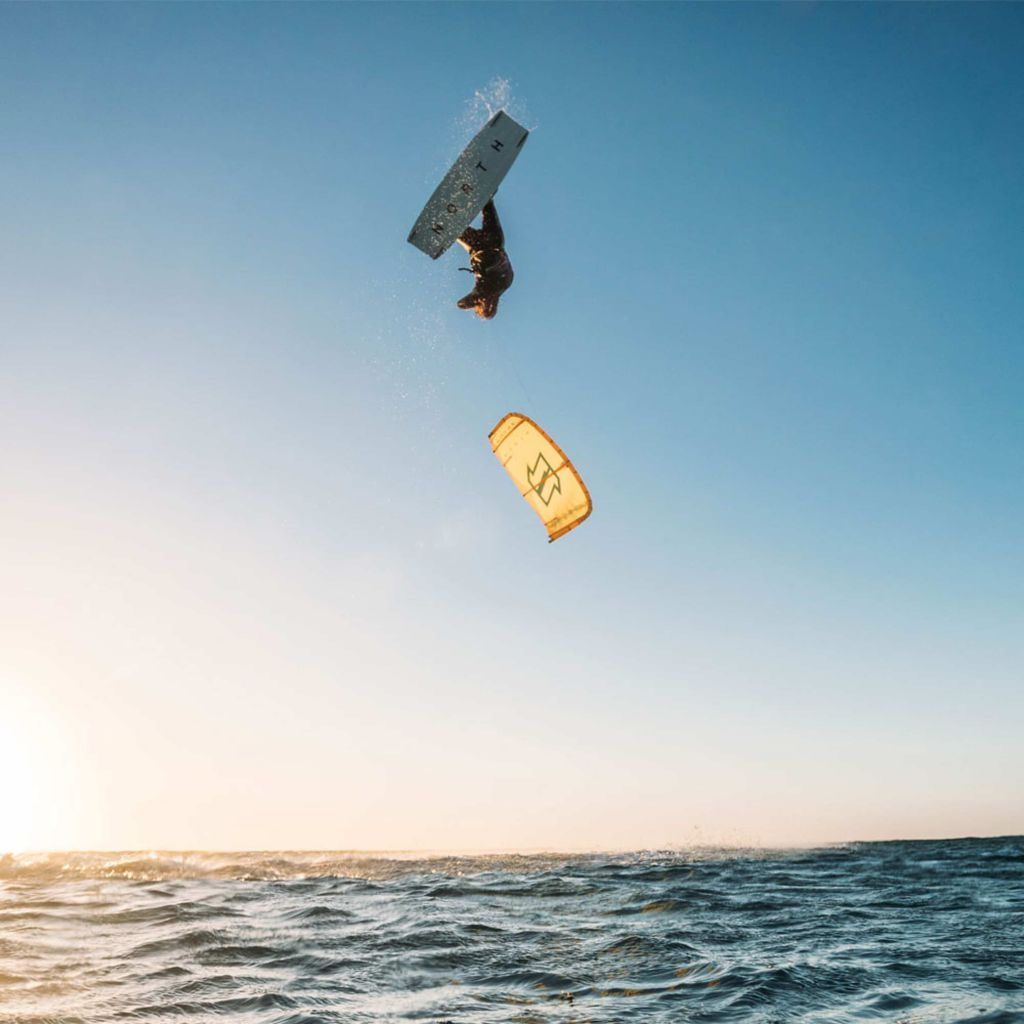 Aile de kite NORTH PULSE 2020