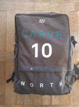 Aile de kitesurf North Carve 2020 10m² (occasion)