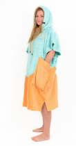 ALL IN ORGANIC PONCHO