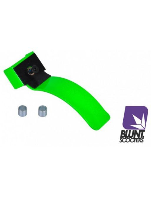 Blunt brake bolt on - green