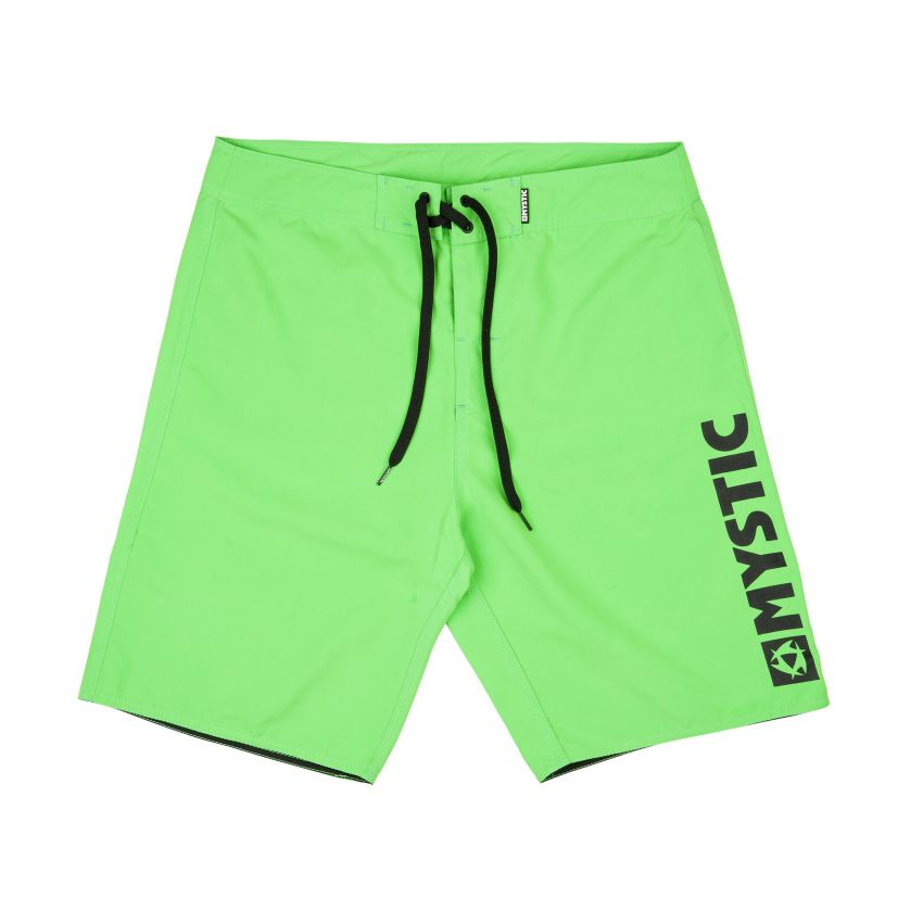 "Boardshort Mystic Brand 20\"" Green Fluo S18"