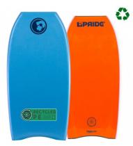 Bodyboard PRIDE The Timeless PE HRC Aqua Blue / Orange