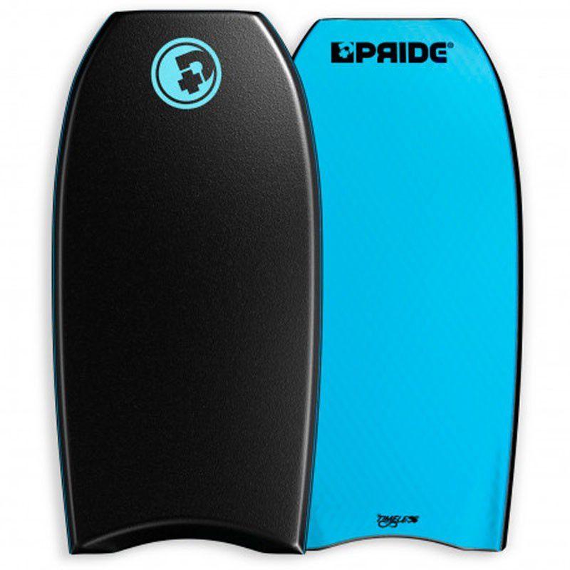 Bodyboard PRIDE The Timeless PE HRC Black / Aqua blue
