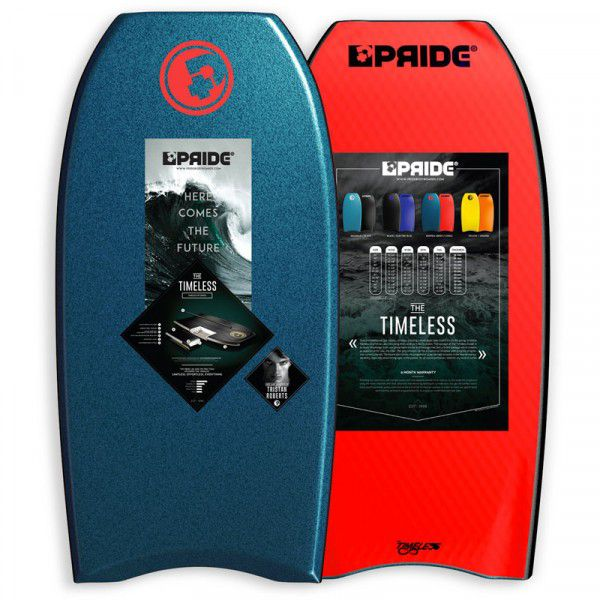Bodyboard PRIDE The Timeless PP HD S18 taille 40