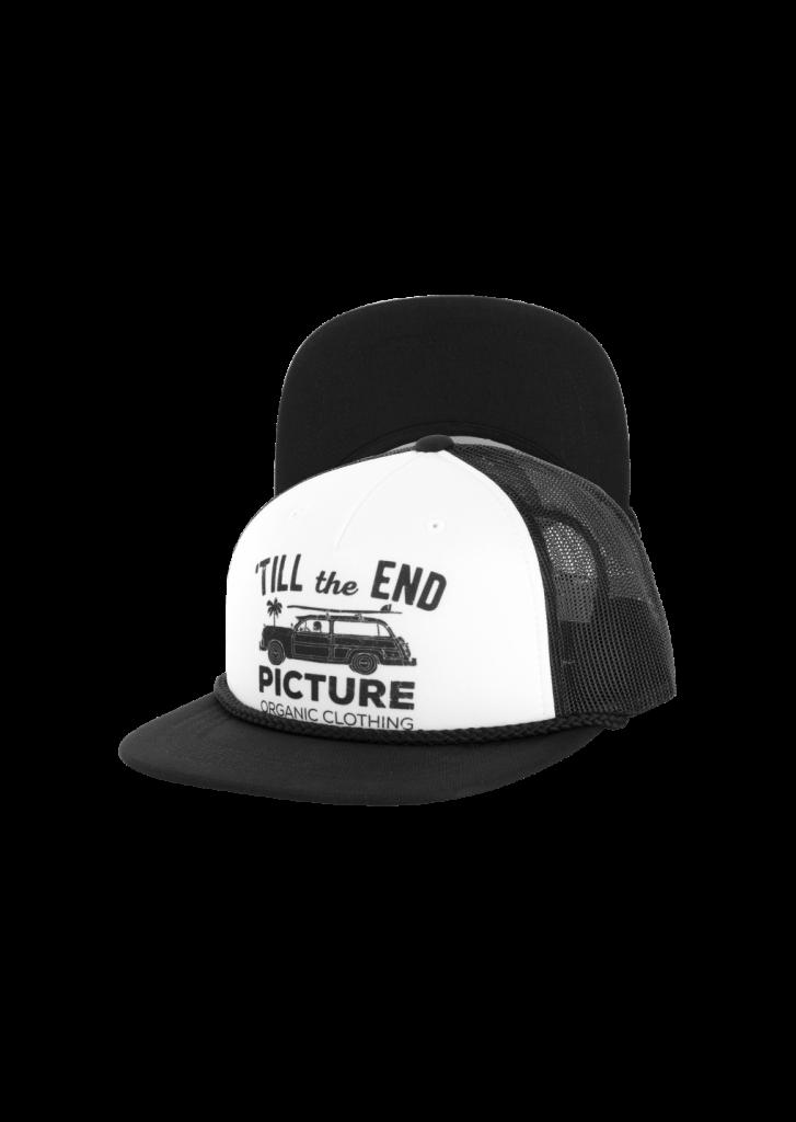Casquette Pictutre NESIKA TRUCKER CAP Black