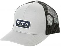 Casquette RVCA Ticket Trucker II Light Grey
