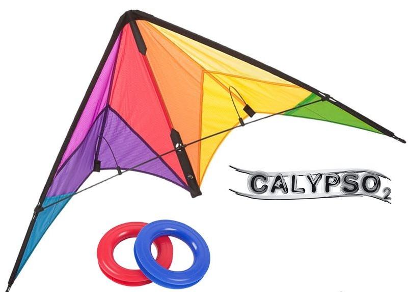 Cerf-Volant CALYPSO II HQ