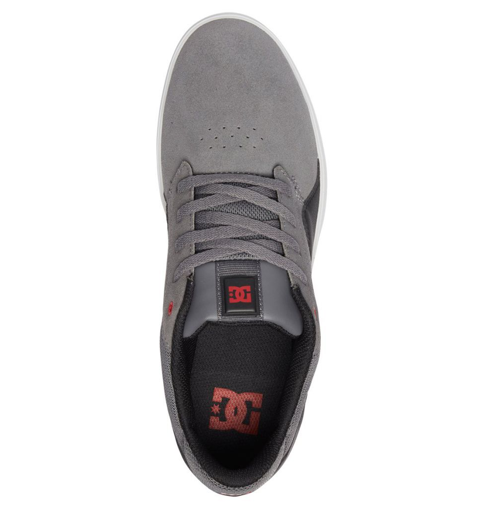 Chaussure DC Shoes Barksdale Grey Black