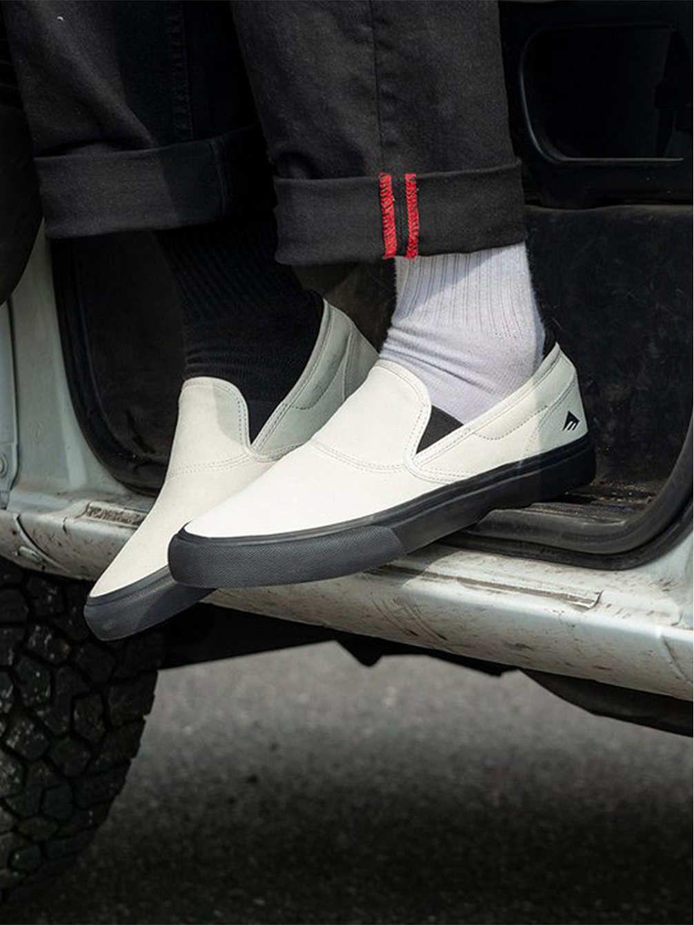 Chaussure Emerica Wino G6 White Black