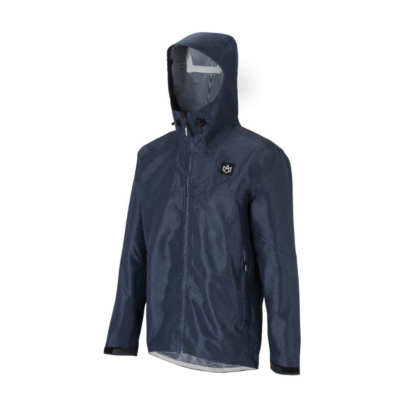 Coupe vent Manera Blizzard Kiteboarding Jacket W19 Sailor Blue