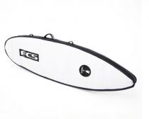 Housse 2 surfs fcs all purpose 6\'3 black grey