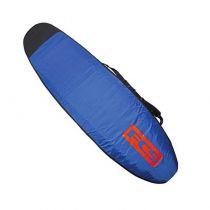 Housse de surf FUN BOARD CLASSIC steel blue / white
