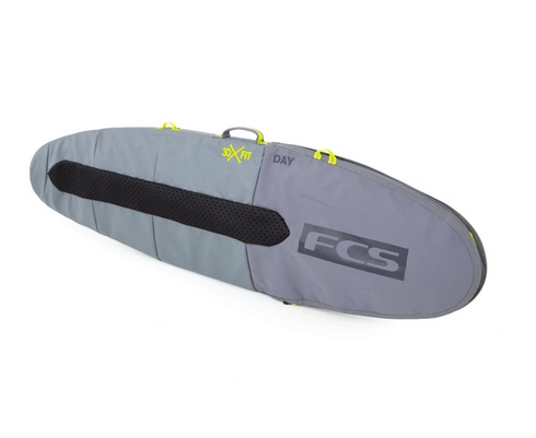 "HOUSSE FCS DE SURF DAY ALL PURPOSE 6\'7\"" COOL GREY"